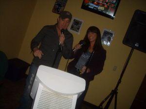 Karaoke duet
