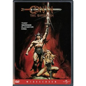 The original Conan movie poster